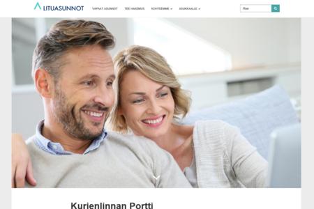 Uudet nettisivumme on nyt julkaistu